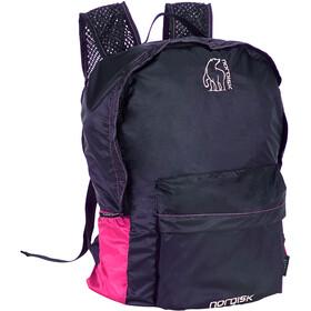 Nordisk Ribe Dagrugzak 20l, new pink/black